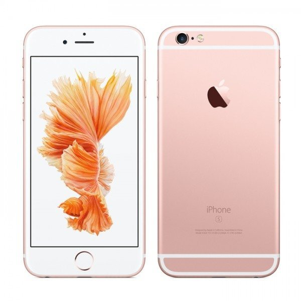 Apple iPhone 6s 64Gb Rose Gold (Skatloga modelis)