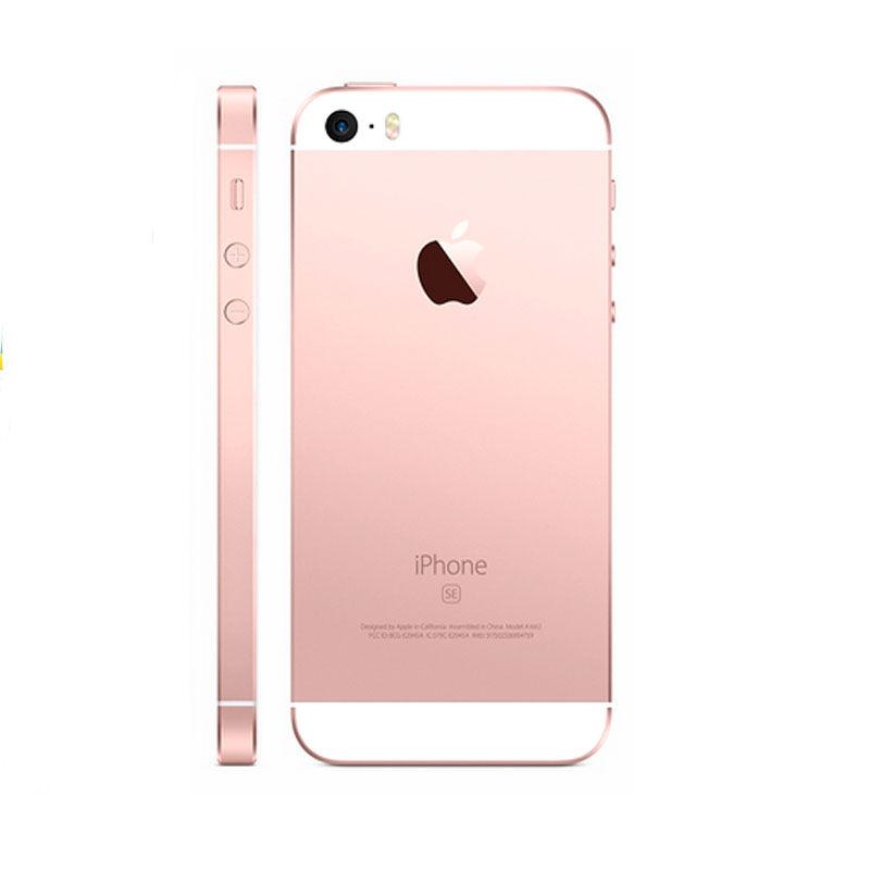 Apple iPhone SE 16gb Rose Gold (Skatloga modelis)
