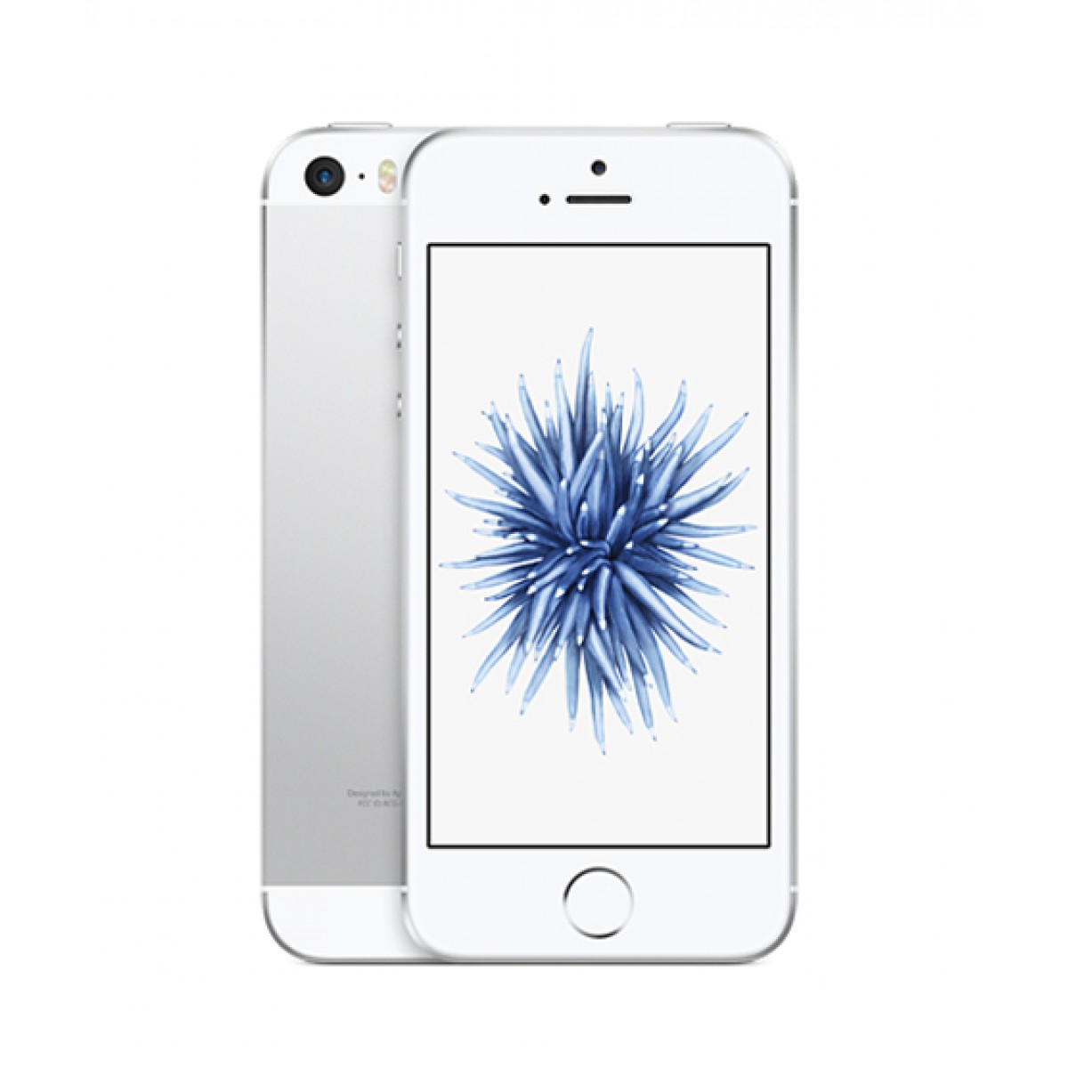 Apple iPhone SE 16gb Silver (Skatloga modelis)
