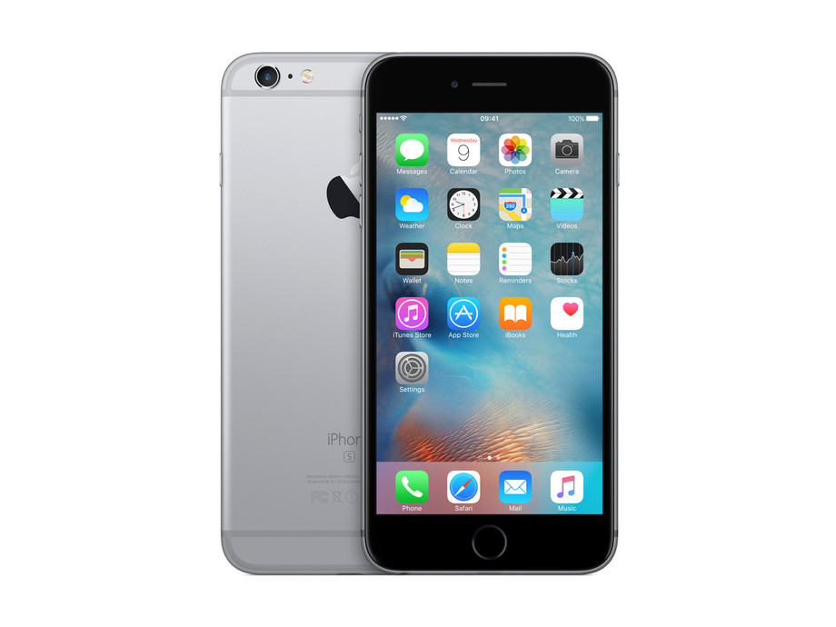 Apple iPhone 6S Plus 16GB Space Gray (Skatloga modelis)