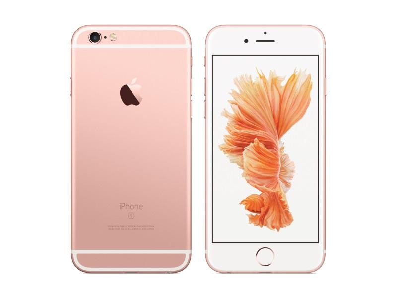 Apple iPhone 6S Plus 16GB Rose Gold (Skatloga modelis)