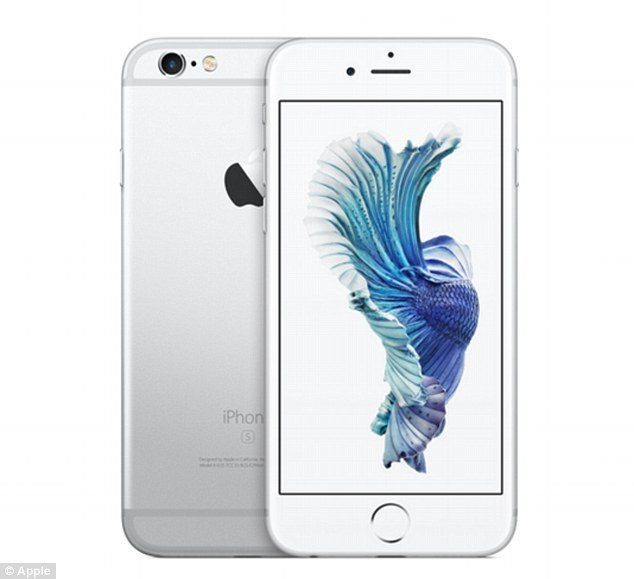 Apple iPhone 6S Plus 64GB Silver (Skatloga modelis)