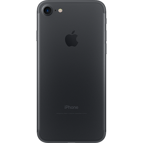 Apple iPhone 7 128Gb  Black Matte