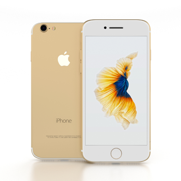 Apple iPhone 7 256Gb Gold (Skatloga modelis)