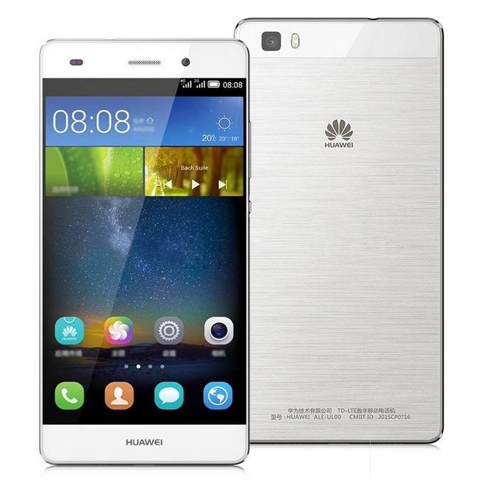 Huawei Ascend P8 Lite white 16gb