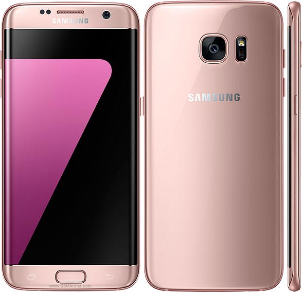 Samsung Galaxy S7 Edge Rose Gold G935F 32gb