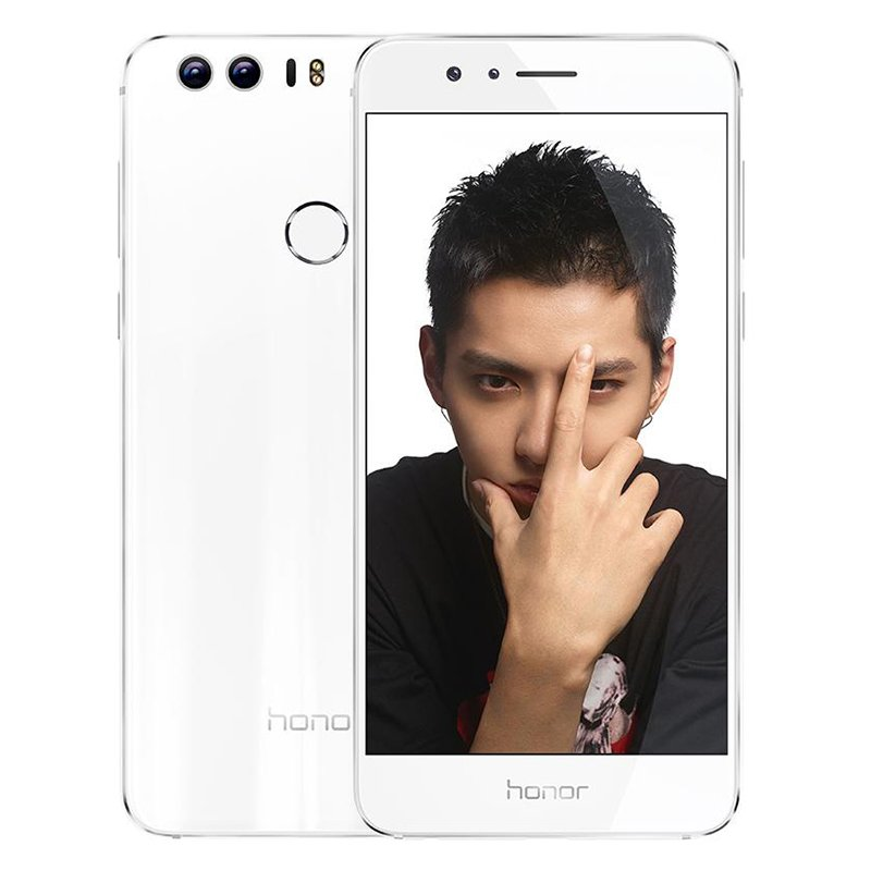 Huawei Honor 8 32gb white dual sim