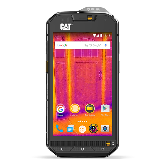 CATerpillar S60 Dual Sim Black