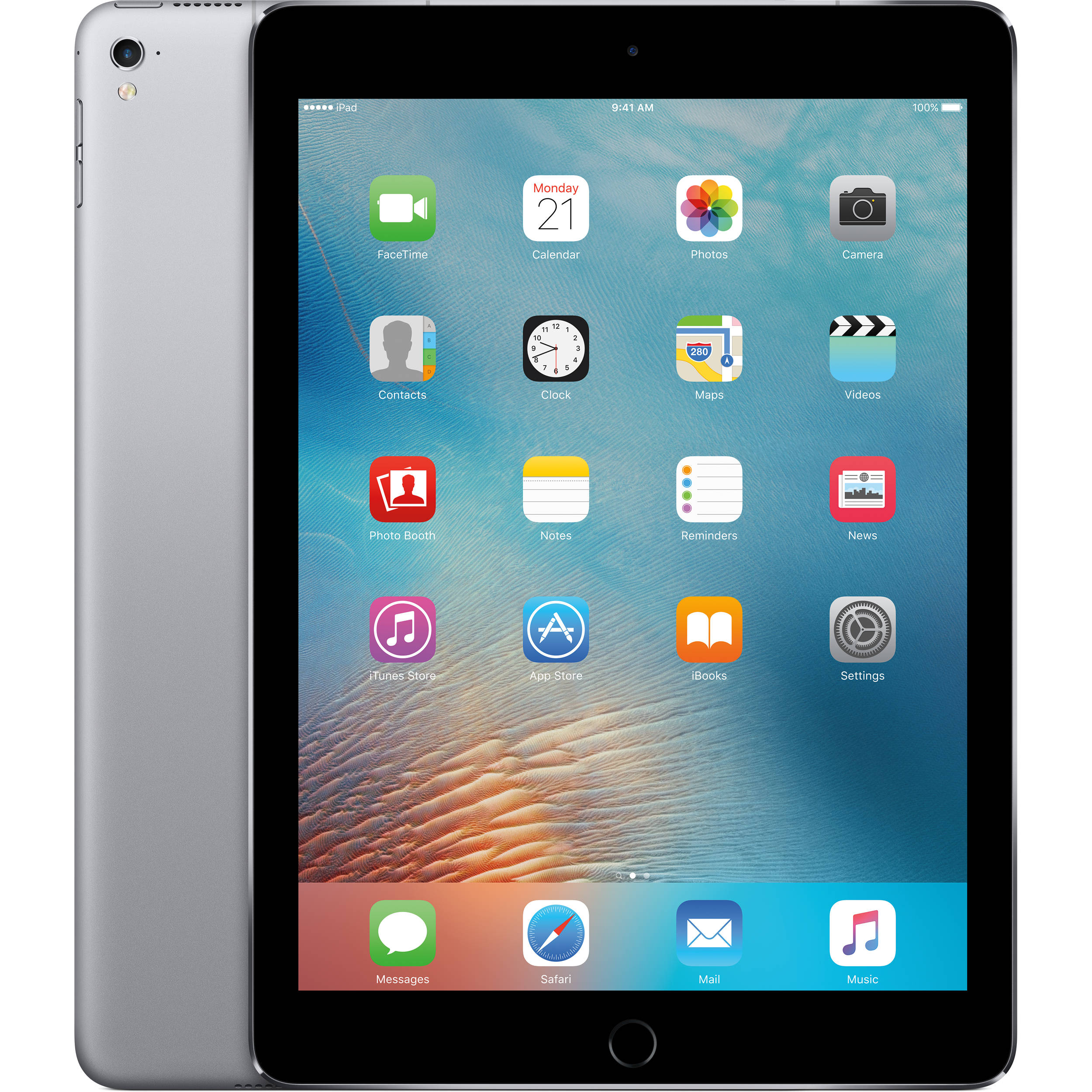 Apple iPad 5 32GB WiFi 4G GREY