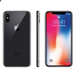 Apple iPhone X 256GB Space Gray (Skatloga modelis)