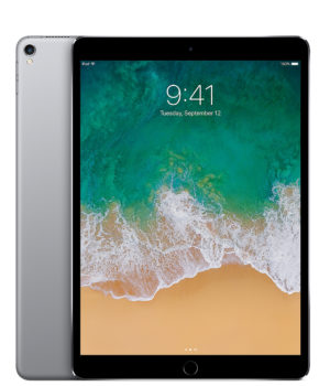 "Apple iPad Pro (2017) 10.5"" 64GB WiFi 4G Space Gray"