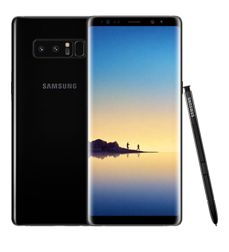 Samsung N950F/DS Galaxy Note 8 LTE 64GB Midnight Black