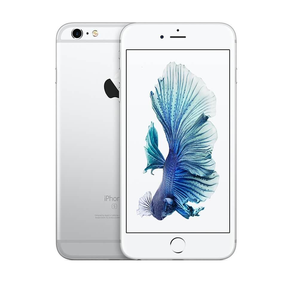 Apple iPhone 6s 64Gb Silver (Skatloga modelis)
