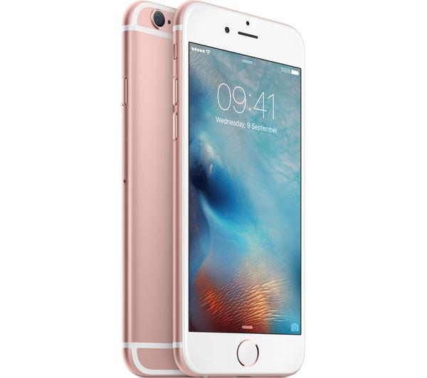 Apple iPhone 6S 32GB Rose Gold (Skatloga modelis)