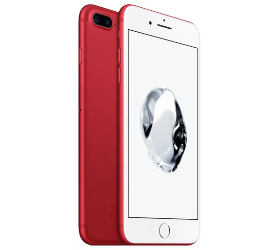 Apple iPhone 7 Plus 256GB Red (Skatloga modelis)
