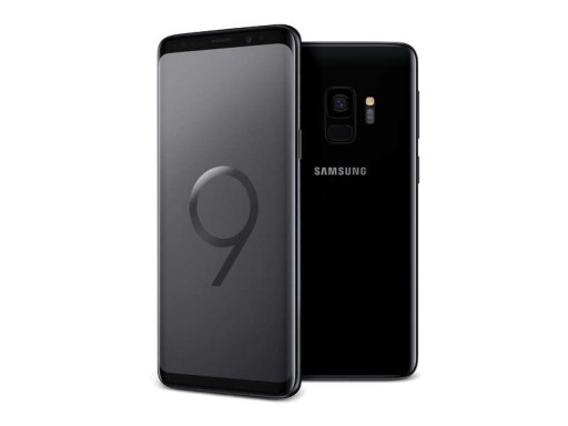 Samsung G960F Galaxy S9 4G 256GB Midnight Black