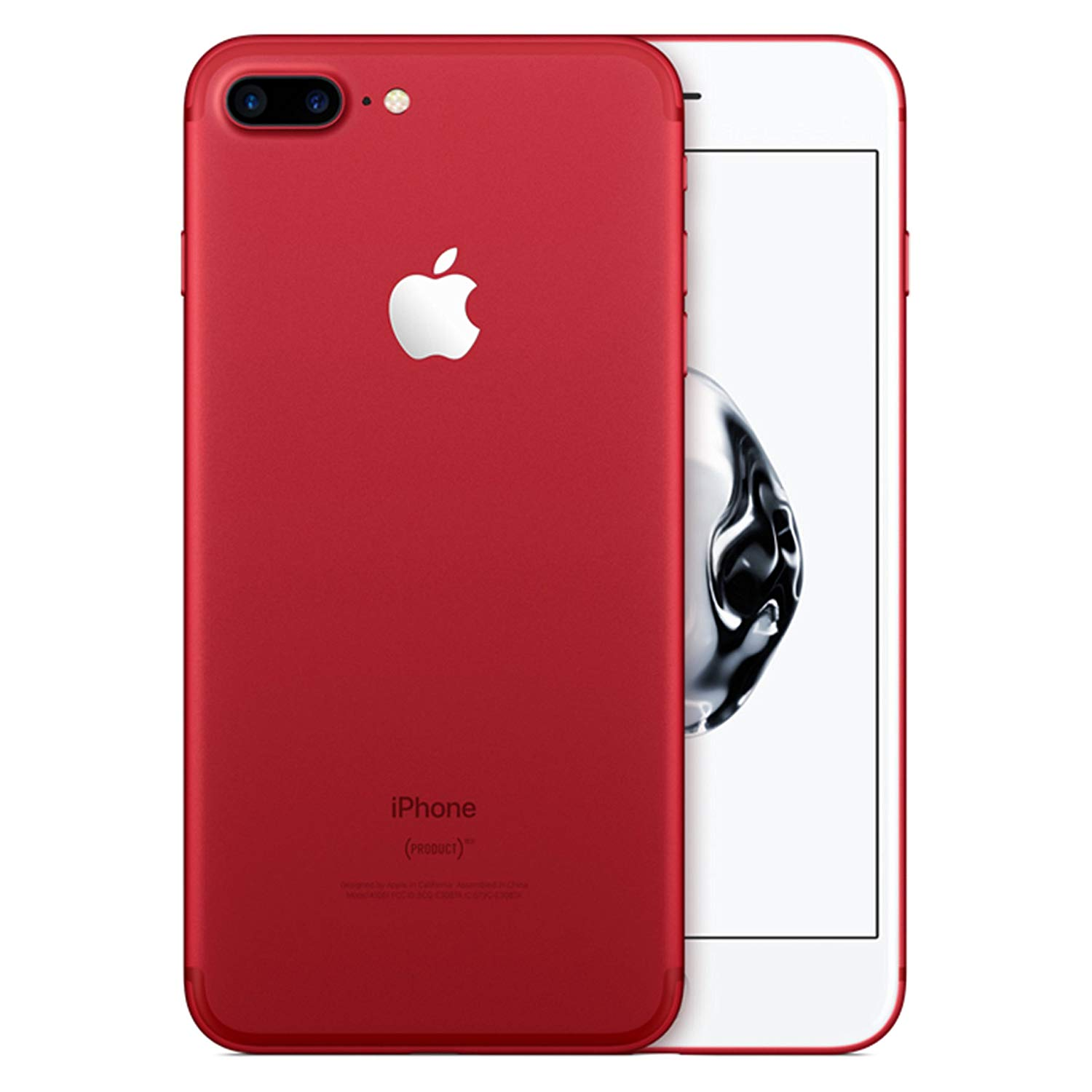 Apple iPhone 7 Plus 128Gb Red (Skatloga modelis)
