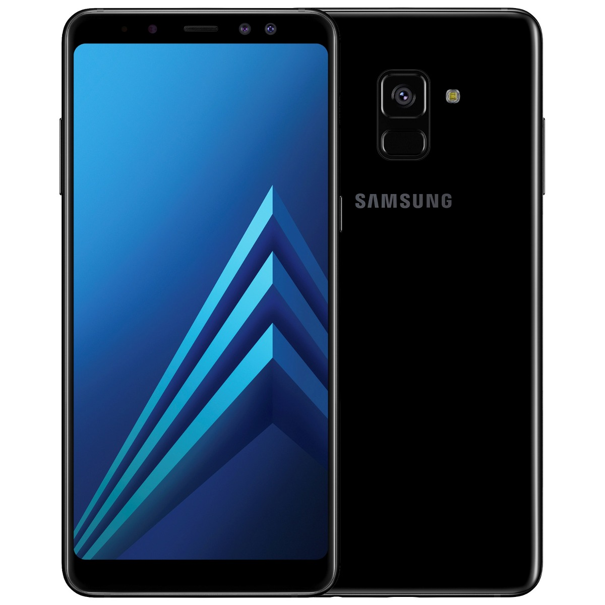 Samsung Galaxy A8 (2018) A530F/DS Duos Black