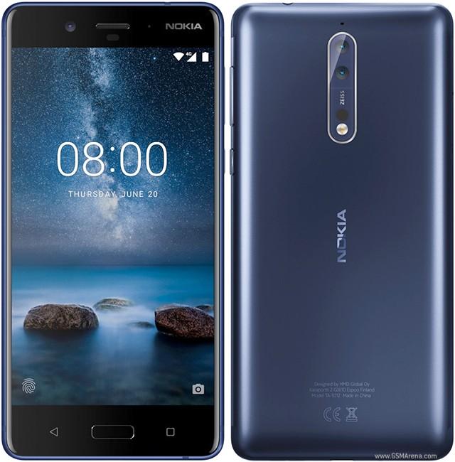 Nokia 8 64GB Grey