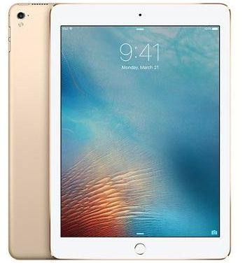 "Apple iPad Pro 9.7"" 256GB WiFi 4G Gold"