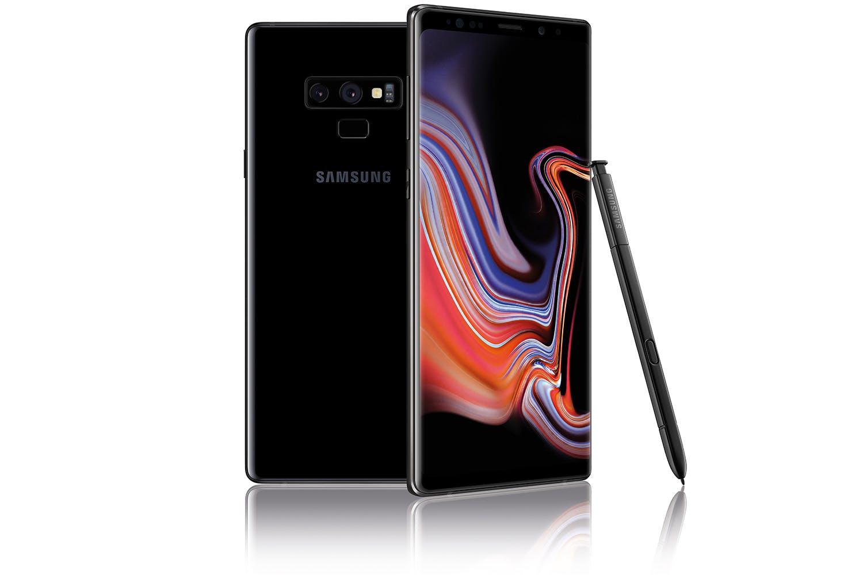 Samsung N960F-DS Galaxy Note 9 Dual LTE 512GB 6GB Midnight Black