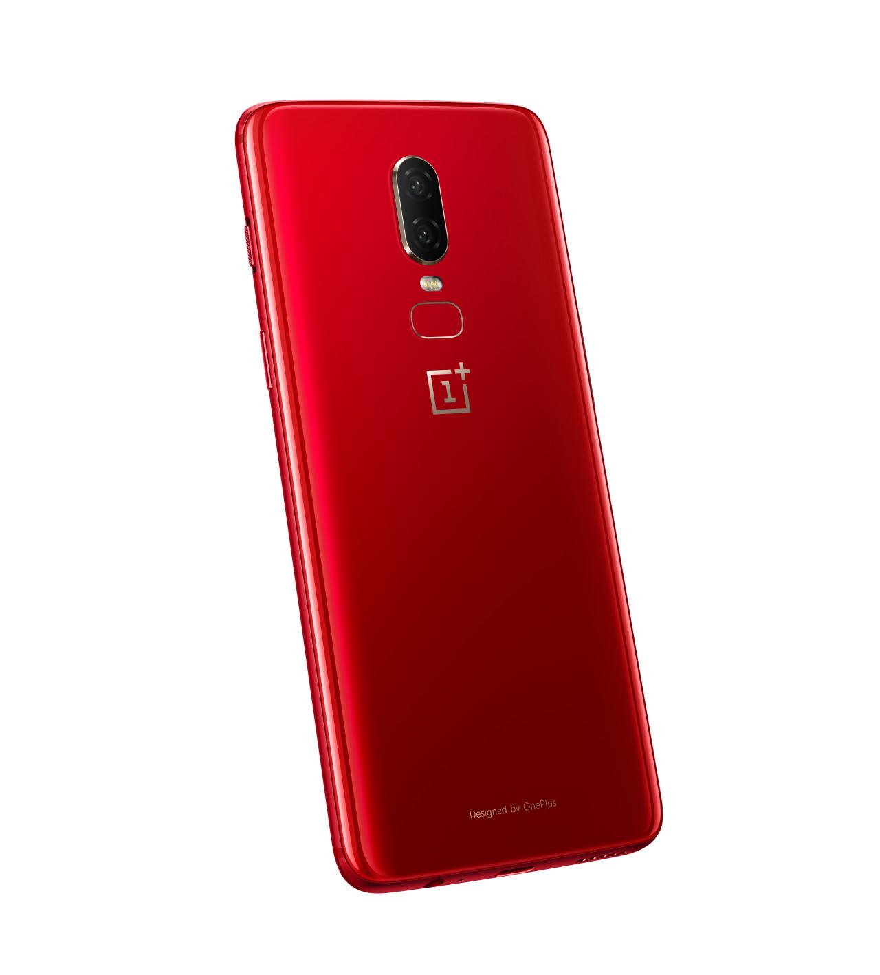 OnePlus 6 128GB Red