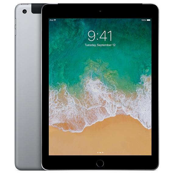 """Apple iPad 9.7"""" (2017) 128GB WiFi 4G Space Grey"""