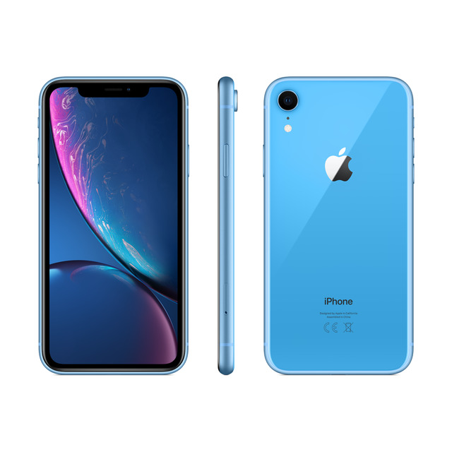 Apple iPhone XR 64GB Blue (skatloga modelis)