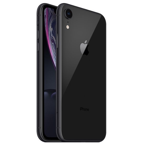 Apple iPhone XR 128GB Black (Skatloga modelis)