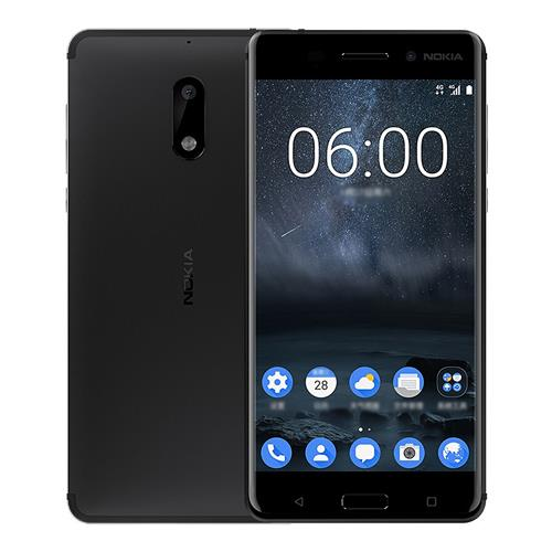 Nokia 6 Dual 32GB LTE Black