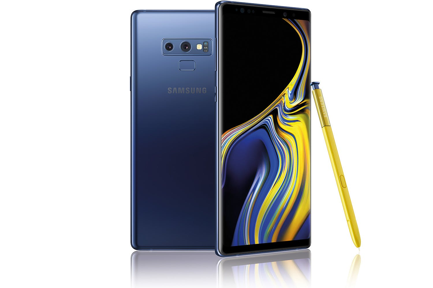 Samsung N960F-DS Galaxy Note 9 Dual LTE 512GB 6GB Blue