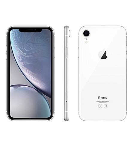 Apple iPhone XR 128GB White (Skatloga modelis)