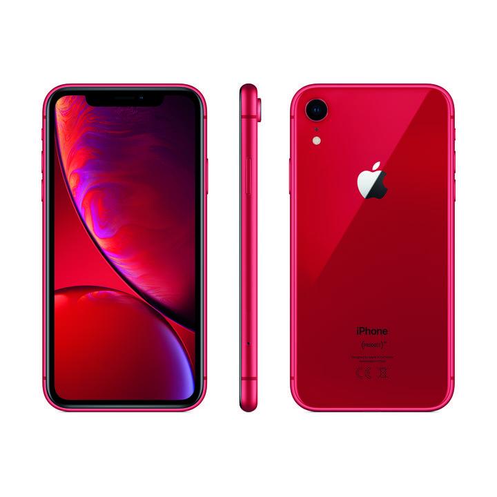 Apple iPhone XR 64GB Red (Skatloga modelis)
