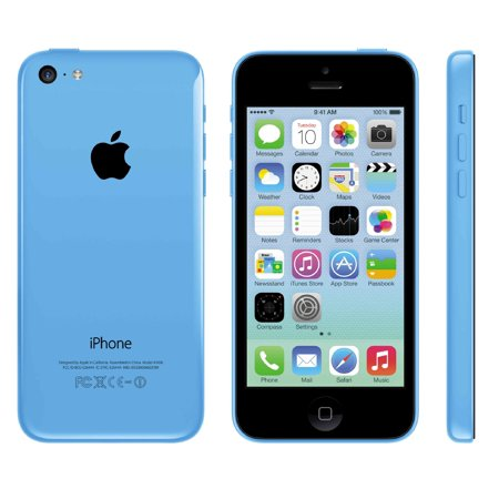 Apple iPhone 5C 8GB Blue (Skatloga modelis)