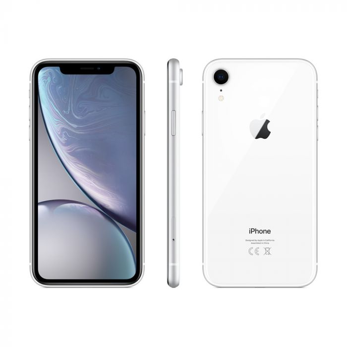Apple iPhone XR 64GB White (Skatloga modelis)