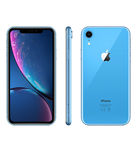 Apple iPhone XR 128GB Blue (Skatloga modelis)