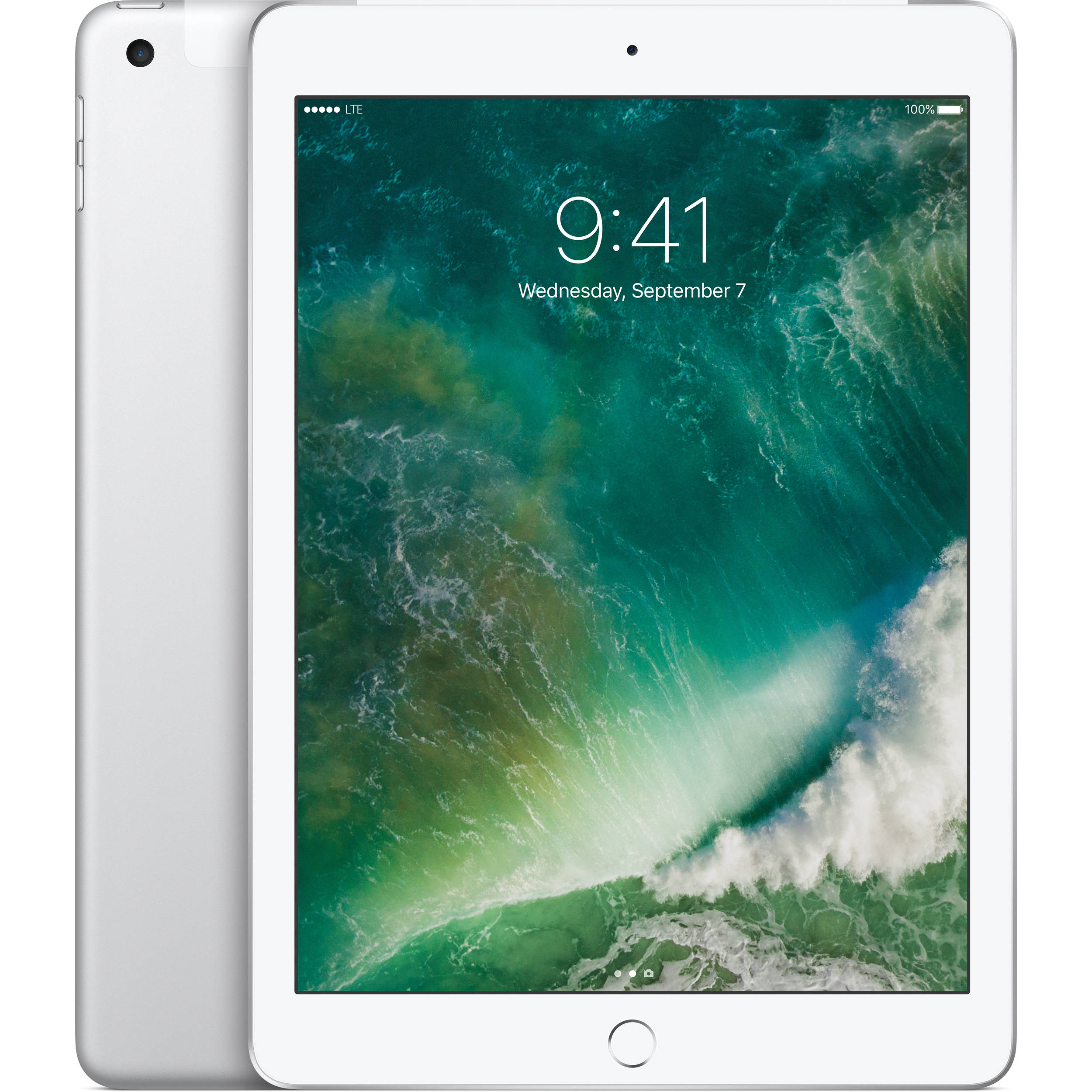 "Apple iPad 9.7"" (2017) 128GB WiFi 4G gray"