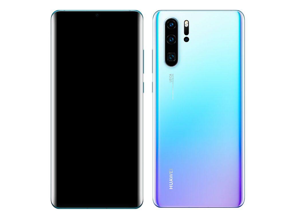 HUAWEI P30 Pro Dual 128GB Blue