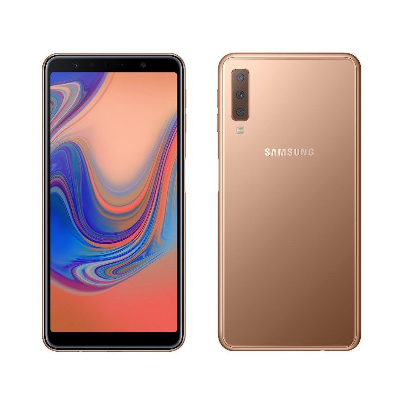 Samsung Galaxy A7 (2018) 64GB DS A750F Gold