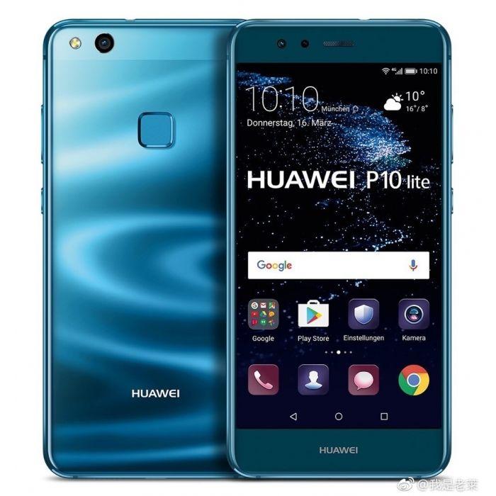 Huawei P10 Lite Dual 32GB Blue