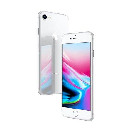 Apple iPhone 8 256GB Silver (Skatloga modelis)