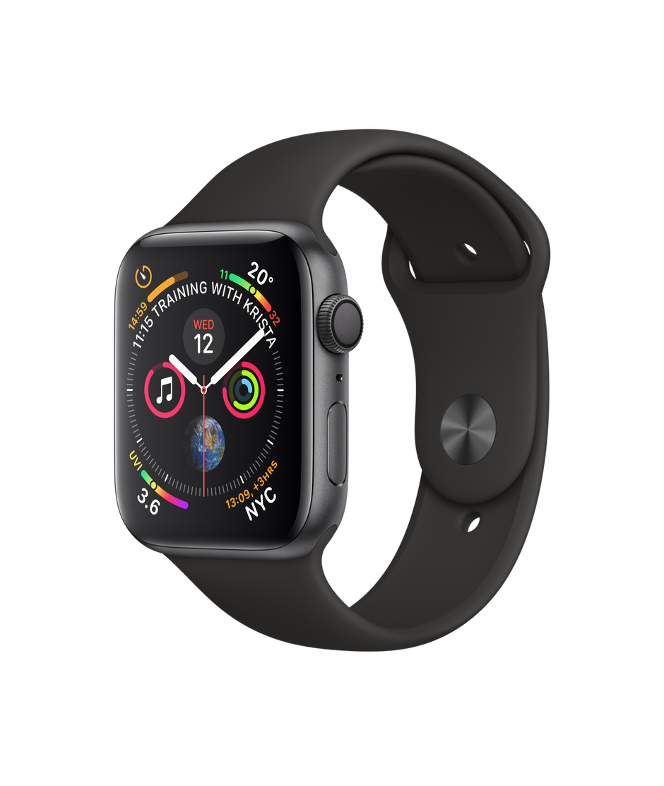 Apple Watch Series 4 GPS 40mm Gray