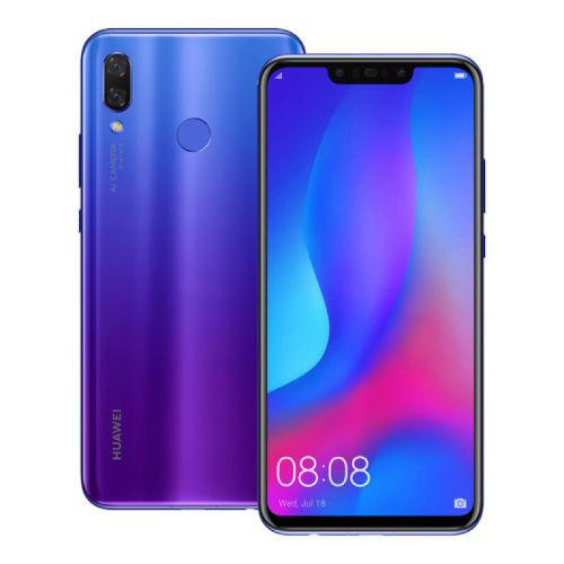Huawei nova 3 DS Purple