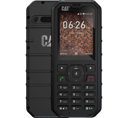 CAT B35 DS Black