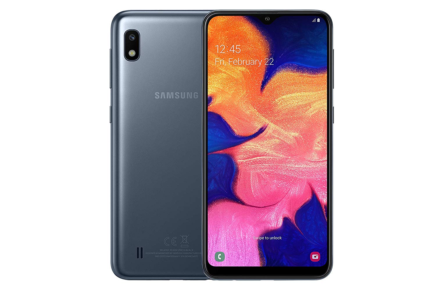 Galaxy A10 32GB A105F DS Black