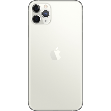Apple iPhone 11 Pro Max 256GB Silver (Skatloga modelis)