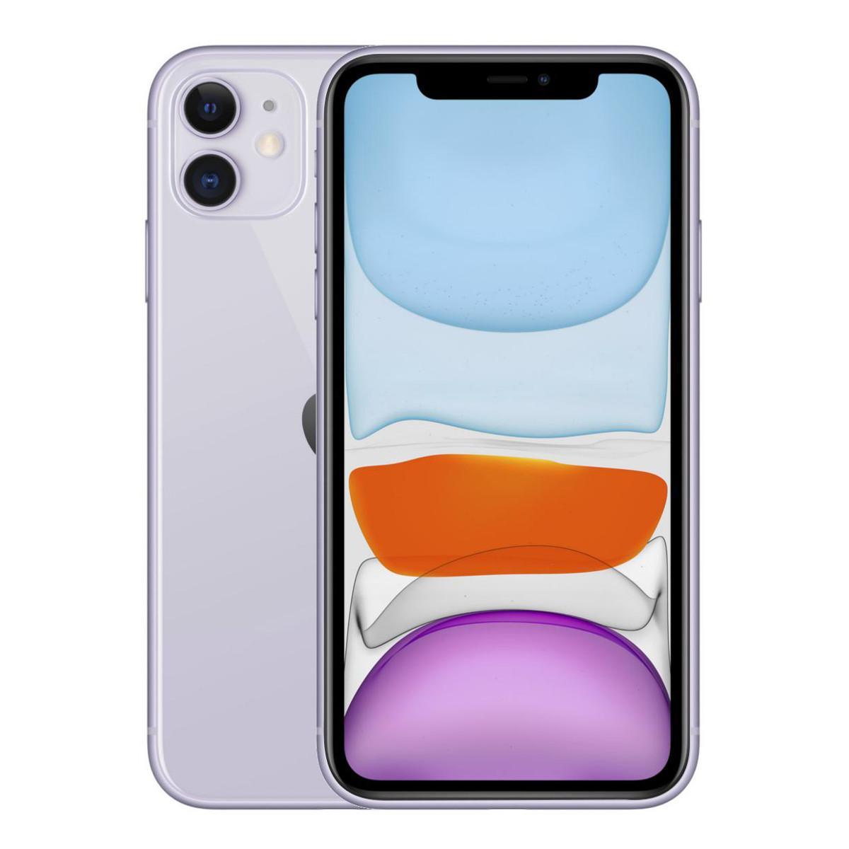 Apple iPhone 11 128GB Purple (Skatloga modelis)