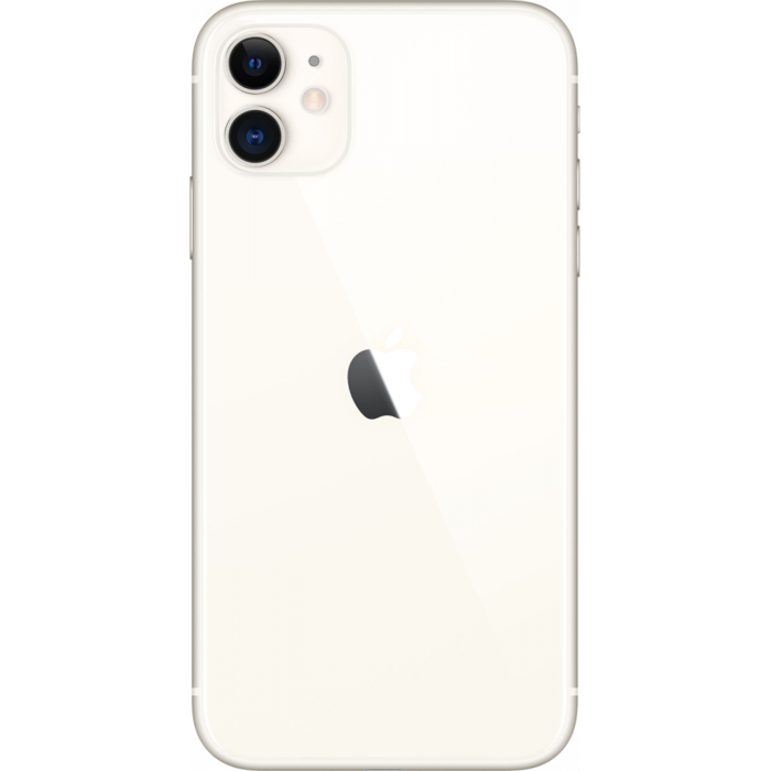 Apple iPhone 11 128GB White (Skatloga modelis)