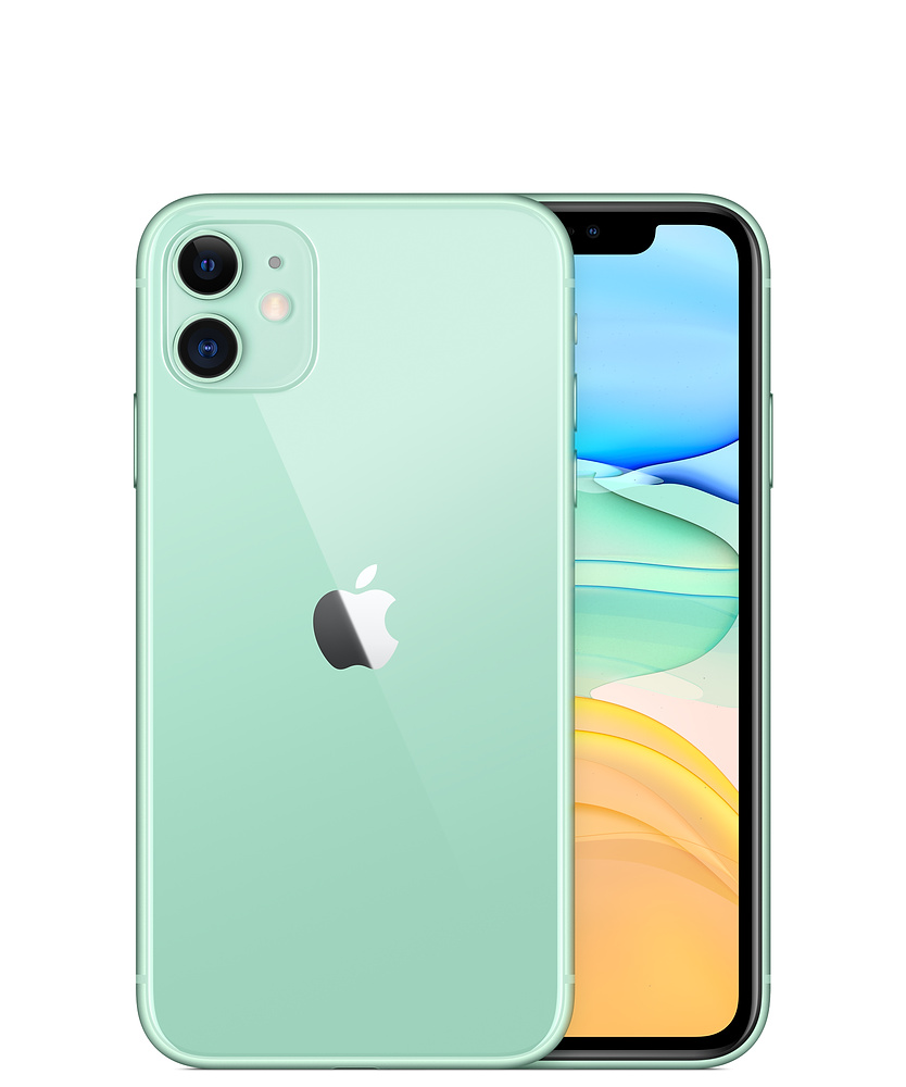 Apple iPhone 11 128GB Green (Skatloga modelis)