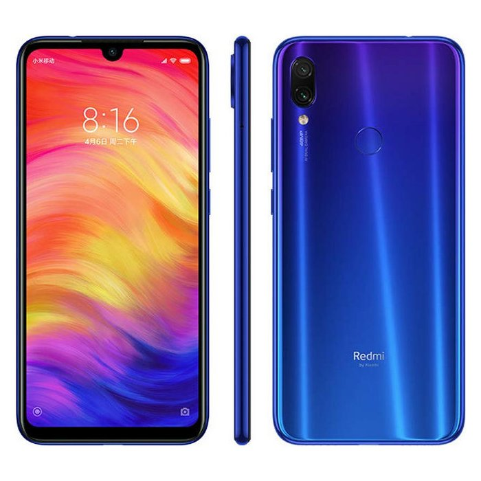 Redmi Note 7 Blue 64GB